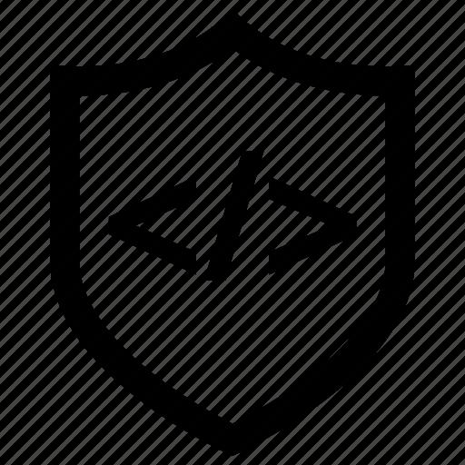 bootstrap, code, development, java, ruby, web icon