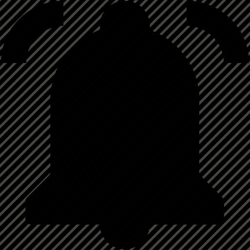 alert, bell, music, ring, sound icon