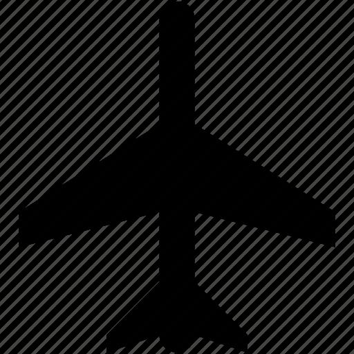Aeroplane, air travel, aircraft, airplane, plane icon - Download on Iconfinder