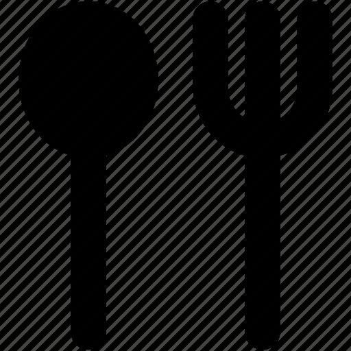 cutlery, fork, kitchen, spoon, utensils icon