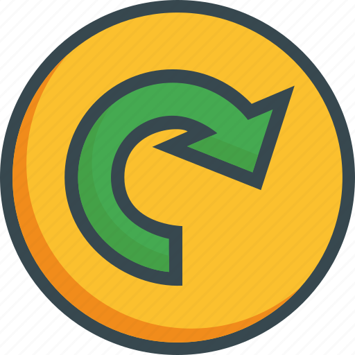 arrow, refresh, reload, repeat, rotate, sync icon