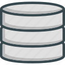 data, database, mysql, server, sql, storage icon