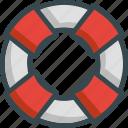 flotation, help, lifebuoy, lifeguard, support
