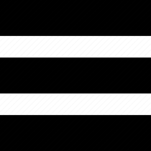 hamburguer, list, menu, nav, navigation, stack icon
