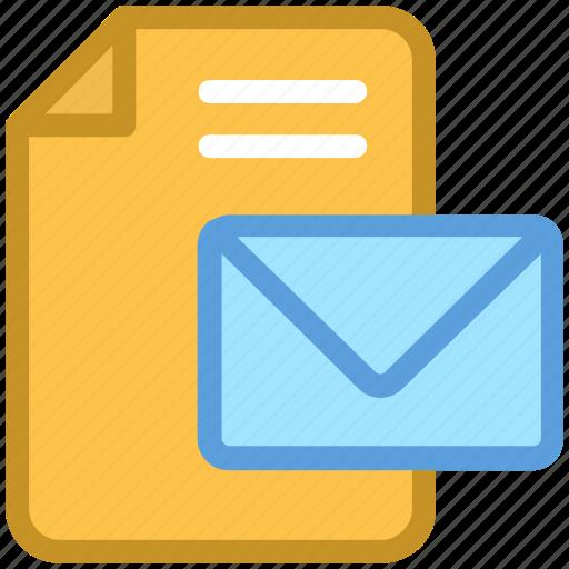 Email, envelope, inbox, letter, message icon - Download on Iconfinder