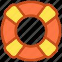 life donut, life ring, lifebuoy, lifesaver, ring buoy