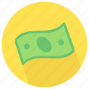 cash, currency, dollar, money icon icon
