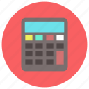 accounting, calculate, calculation, calculator icon icon