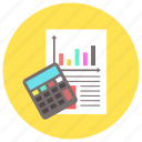 accounting, basic accounting, bookkeeping, digital accounting icon icon