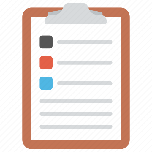 agenda list checklist list product list shopping list todo list