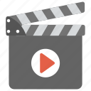 cinema, film, movie, multimedia, video icon