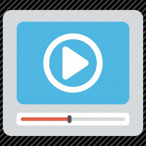film, media player, media player interface, movie, multimedia icon