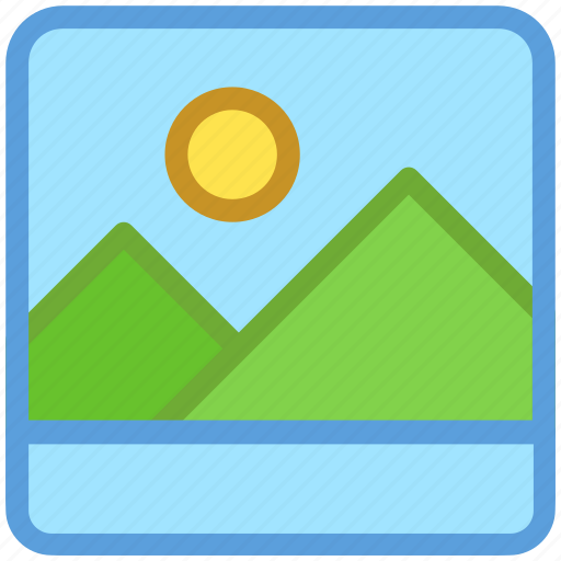 gif, image, jpg, landscape, nature view, scenery icon