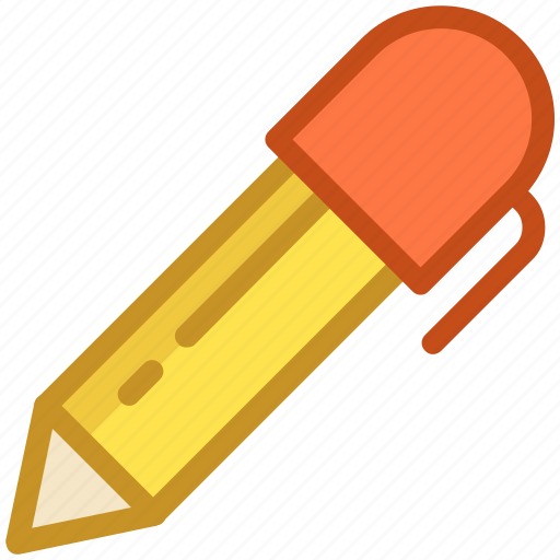fountain pen, inkpen, pen, pointer, writing icon