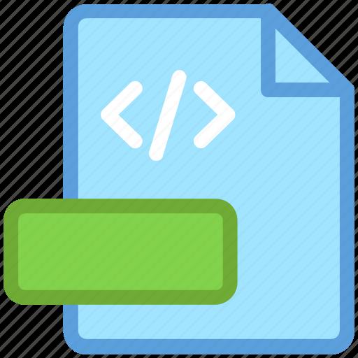 development, file extension, html, html file, programming icon
