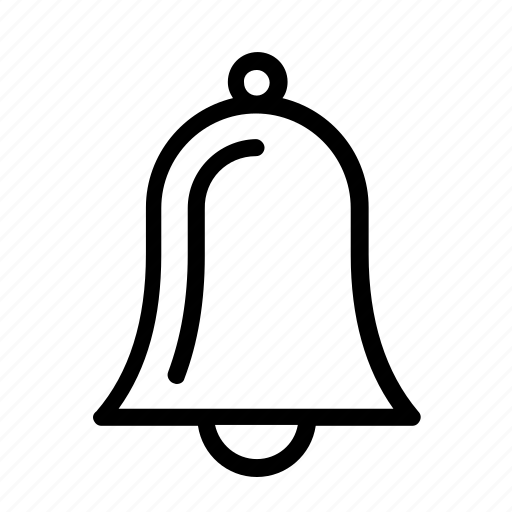 bell, icon, isolated, vector icon