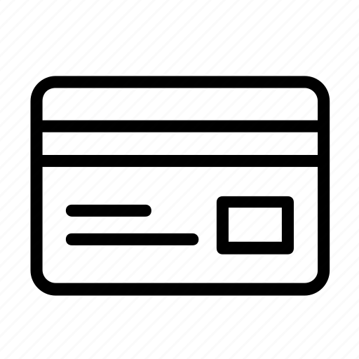 card, credit, design, vector icon