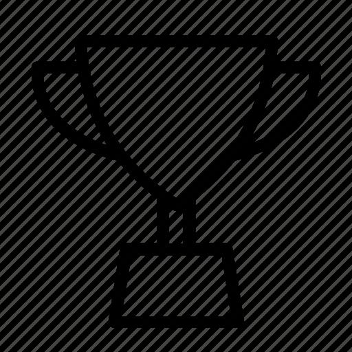 eps, icon, trophy, vector icon