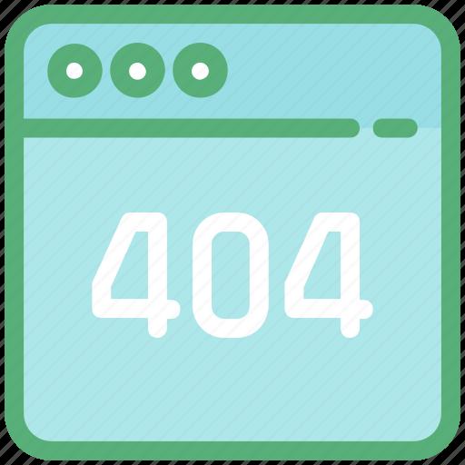 error 404, information, site warning, trouble, website maintenance icon