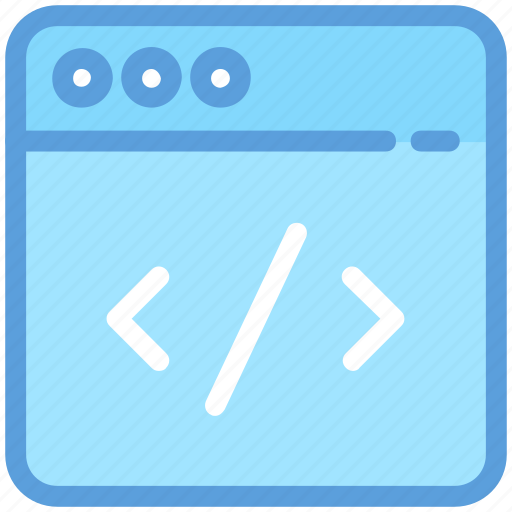 css, php, source code, source page, web development icon
