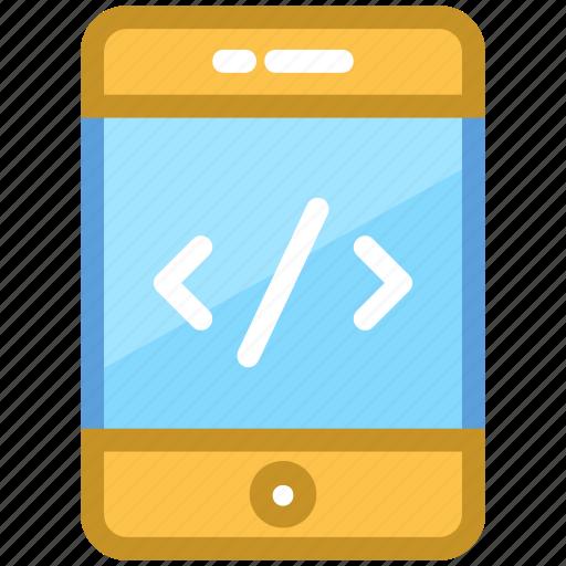 div, div coding, html, html coding, source code icon