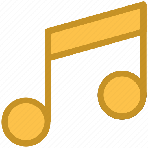 harmony, melody, music, musical note, song icon