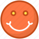 cartoon face, emoticon, happiness, smiley, winkey icon