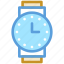 hand watch, time, timer, watch, wristwatch icon