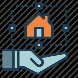 app, design, home, web icon