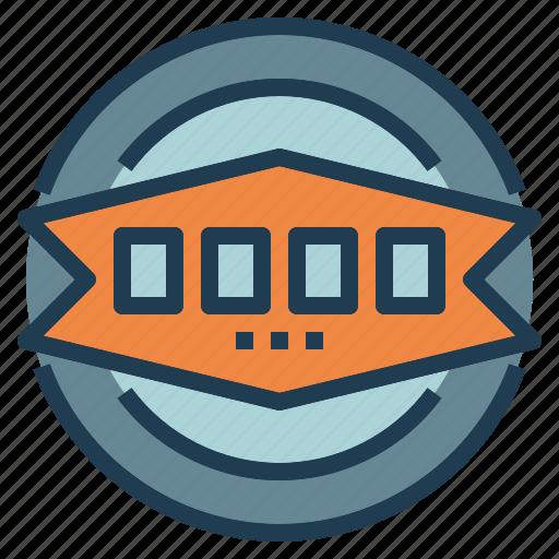 brand, design, logo, vintage icon