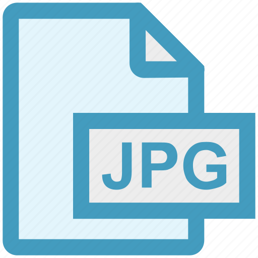 Document, extension, file, format, image, jpg, media icon - Download on Iconfinder