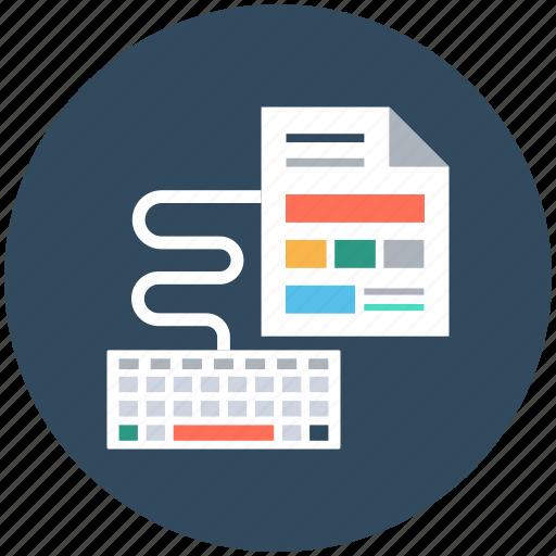 blogging, content writing, creative writing, creativity, storytelling icon