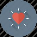 favorite, heart, like, love, valentine