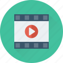 media, media player, movie player, multimedia, video player icon