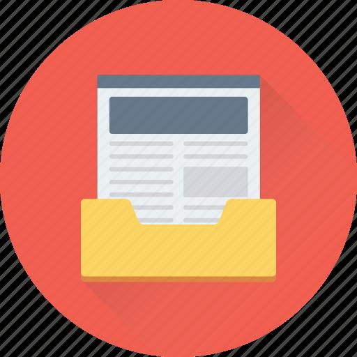 data folder, data storage, documents, file storage, folder icon