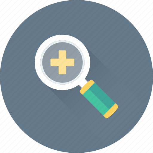 loupe, magnifier, maximize, search tool, zoom in icon