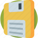 device, disk, drive, floppy, storage icon