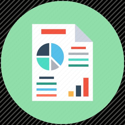 chart file, chart sheet, file, file editing, texting icon