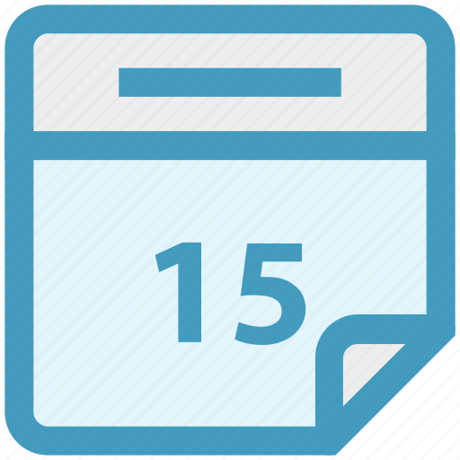 article, blog, browser, date, web, webpage, website icon