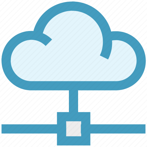 cloud, cloud computing, connection, development, networking, sharing, web icon