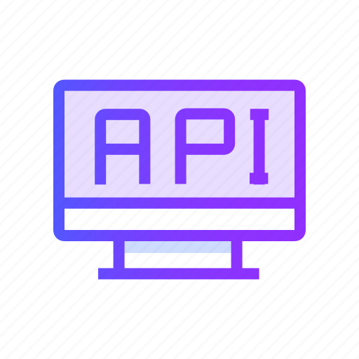 api, application, essential, interaction, interface icon