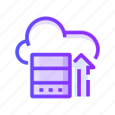 storage, cloud, computing, database