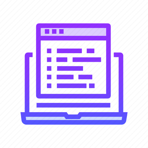 Coding, development, programming, web icon - Download on Iconfinder