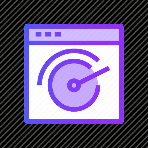 business, optimization, performance, speedtest icon