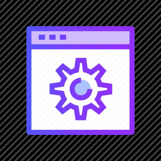 business, design, optimization, seo, web icon