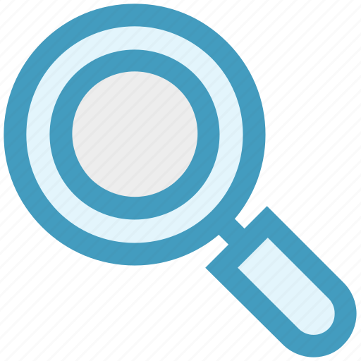 Find, glass, magnifier, magnifying, magnifying glass, search, zoom icon - Download on Iconfinder