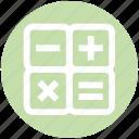billing, calc, calculate, calculation, calculator, count, math