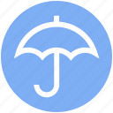 insurance, protection, rain, security, umbrella, waterproof, weather icon