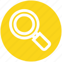 find, glass, magnifier, magnifying, magnifying glass, search, zoom