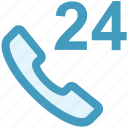 call, call 24 hours, call service, helpline, phone, phone available, telephone icon